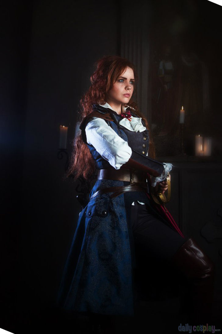 Elise De La Serre From Assassin S Creed Unity Daily Cosplay Com