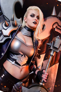 Pentakill Kayle from League of Legends