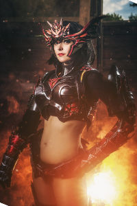 Draconic Armor from Lineage II