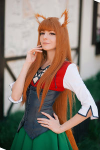 Horo from Spice and Wolf