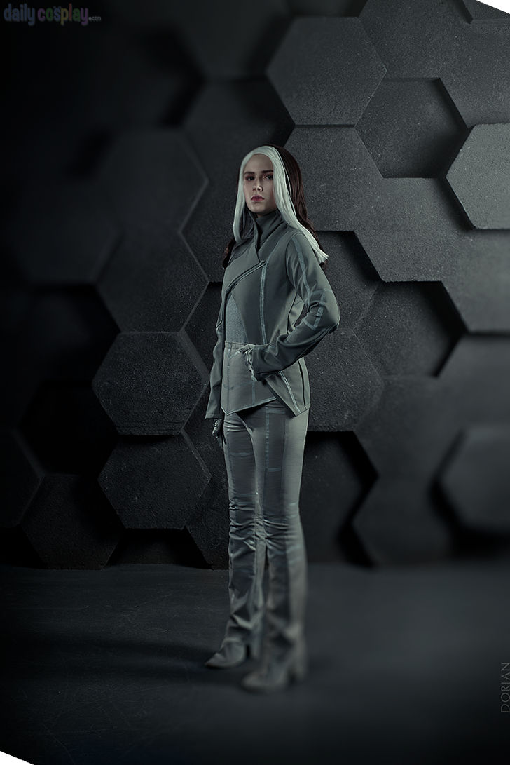 Rogue from X-Men: Days of Future Past - Daily Cosplay .com