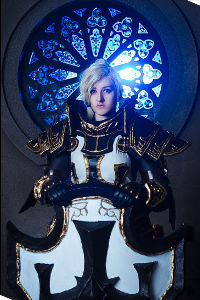 Johanna the Crusader from Heroes of the Storm