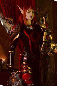 Lady Liadrin from World of Warcraft