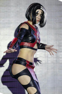 Sareena from Mortal Kombat X