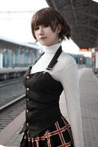 Makoto Nijiima from Persona 5