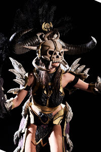 Witch Doctor from Diablo III