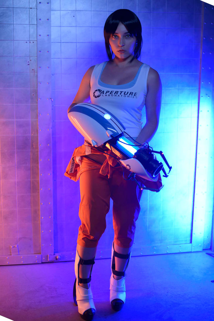 Chell From Portal 2 Daily Cosplay Com