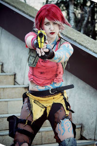 Lilith from Borderlands 2