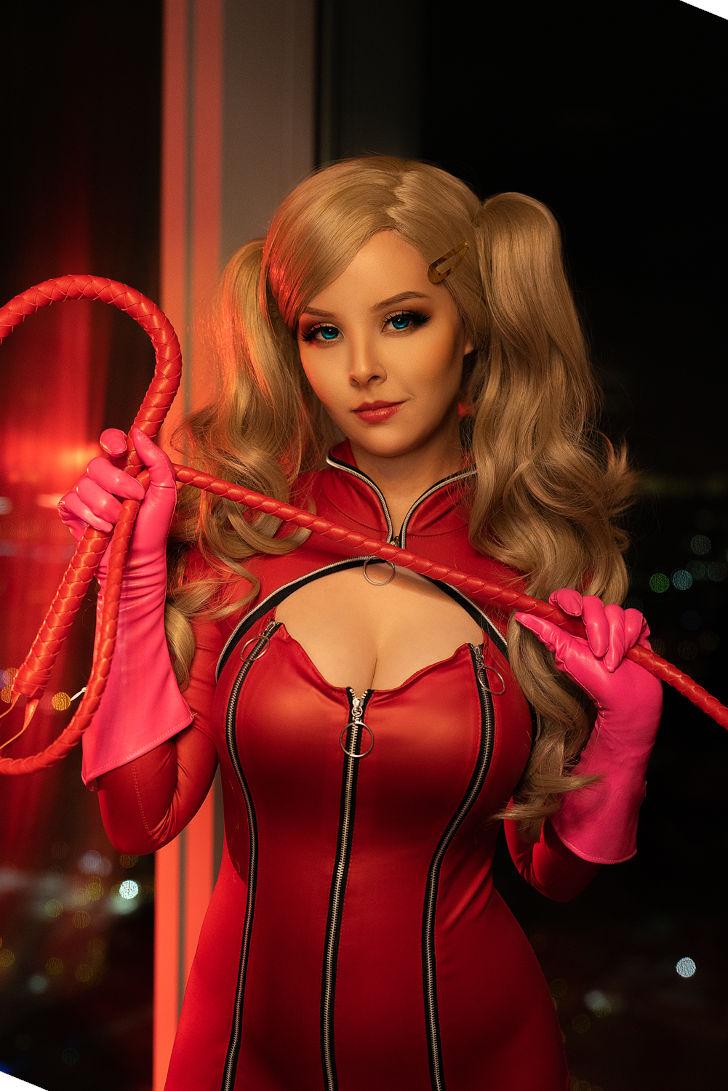 takamaki cosplay Ann panther