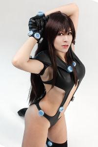 Reika Shimohira from Gantz