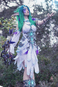 Tyrande Whisperwind from World of Warcraft