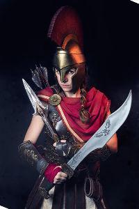 Kassandra from Assassin's Creed Odyssey