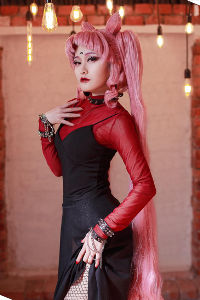 Dark Lady from Sailor Moon