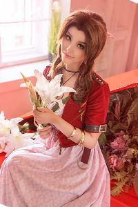 Aerith Gainsborough from Final Fantasy VII