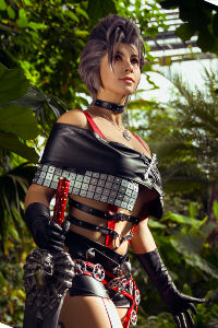 Paine from Final Fantasy X-2