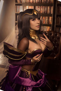 Bridal Bloom Tharja from Fire Emblem Heroes