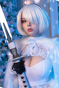 2B Winter Edition from NieR: Automata