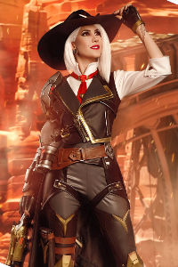 Ashe from Overwatch
