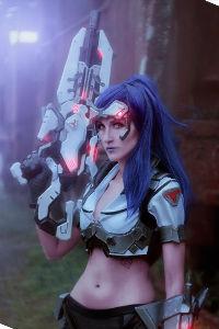 Widowmaker Talon from Overwatch