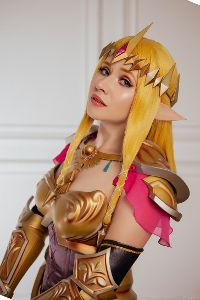 Princess Zelda from The Legend of Zelda