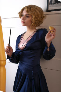 Queenie Goldstein from Fantastic Beasts and Where to Find Them