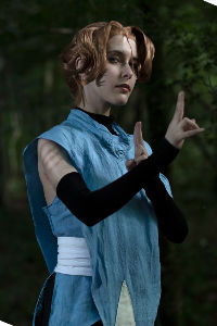 Sypha Belnades from Castlevania