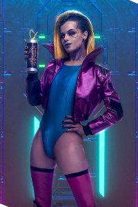 Chromanticore from Cyberpunk 2077