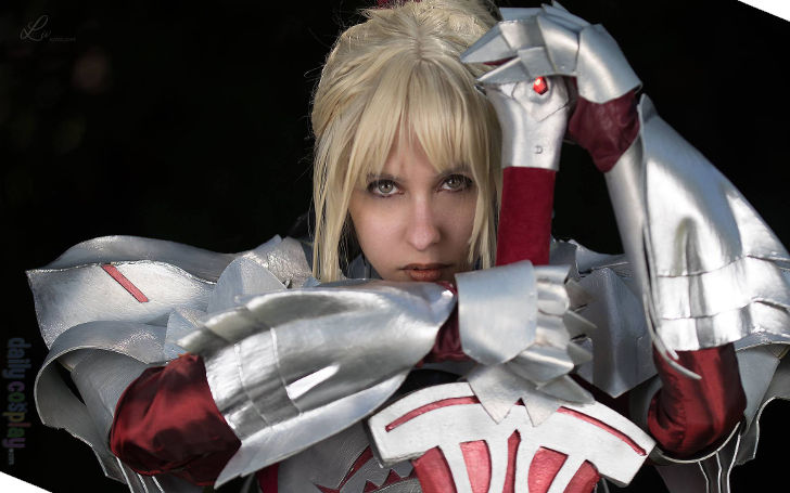 Mordred Order Cosplay By Drosseltira 3movs 1