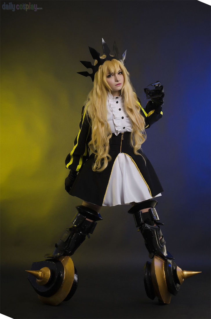 chariot cosplay